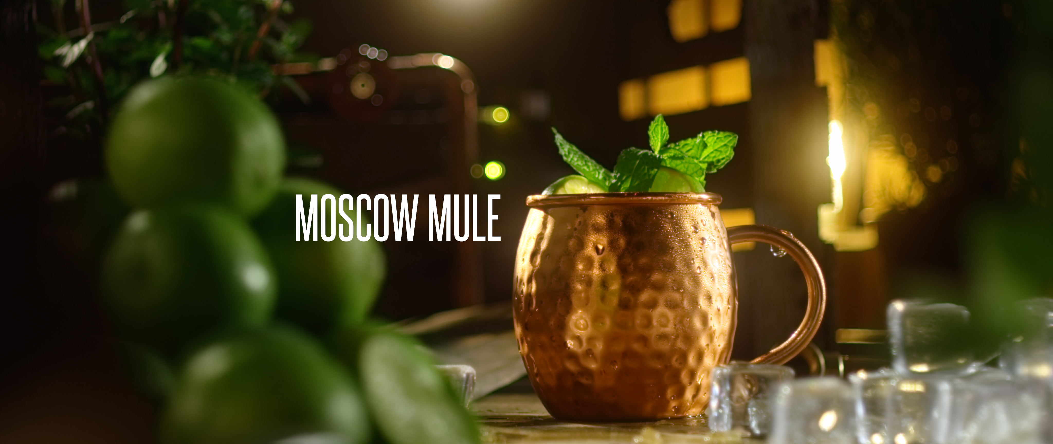 The Taste Of Moscow Mule